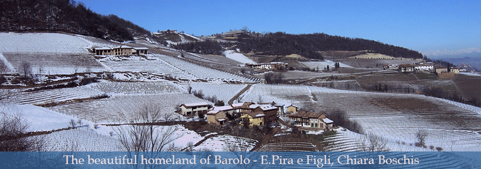 The beautiful homeland of Barolo - E.Pira & Figli, Chiara Boschis