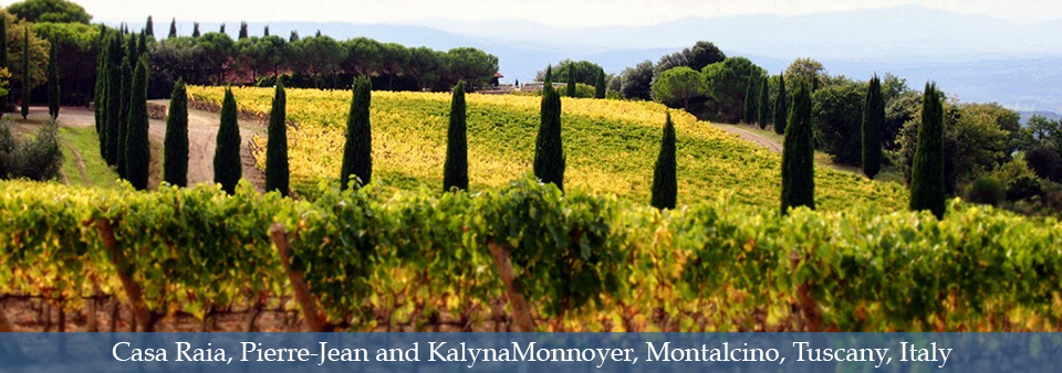 Brunello, the truly organic way - Casa Raia