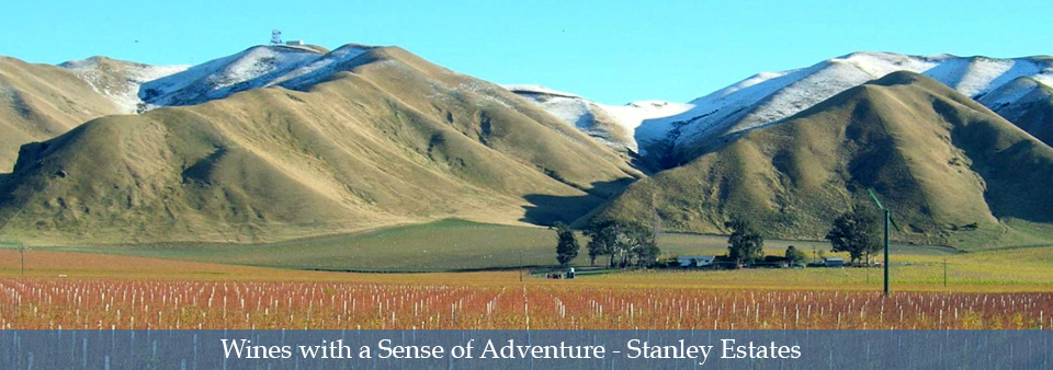 Wines with a Sense of Adventure - Stanley Estates